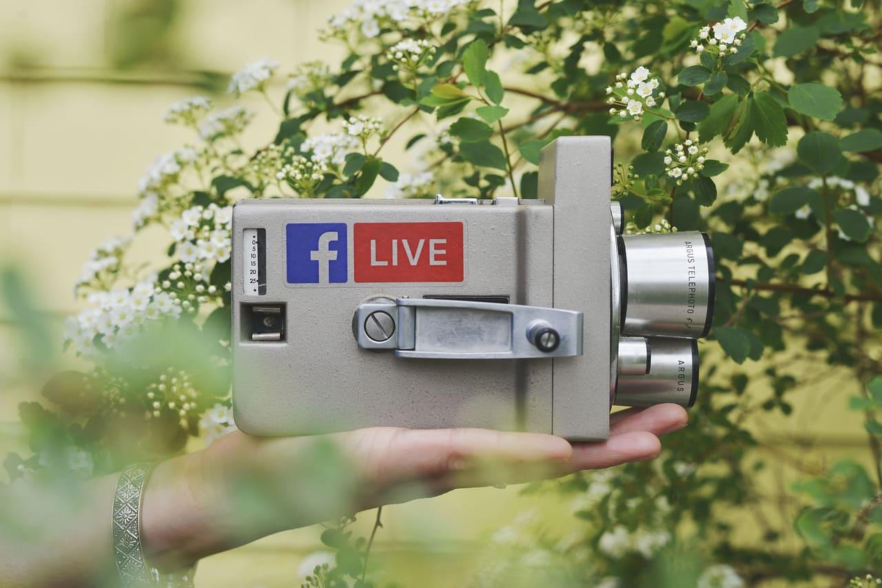 Facebook Live para músicos