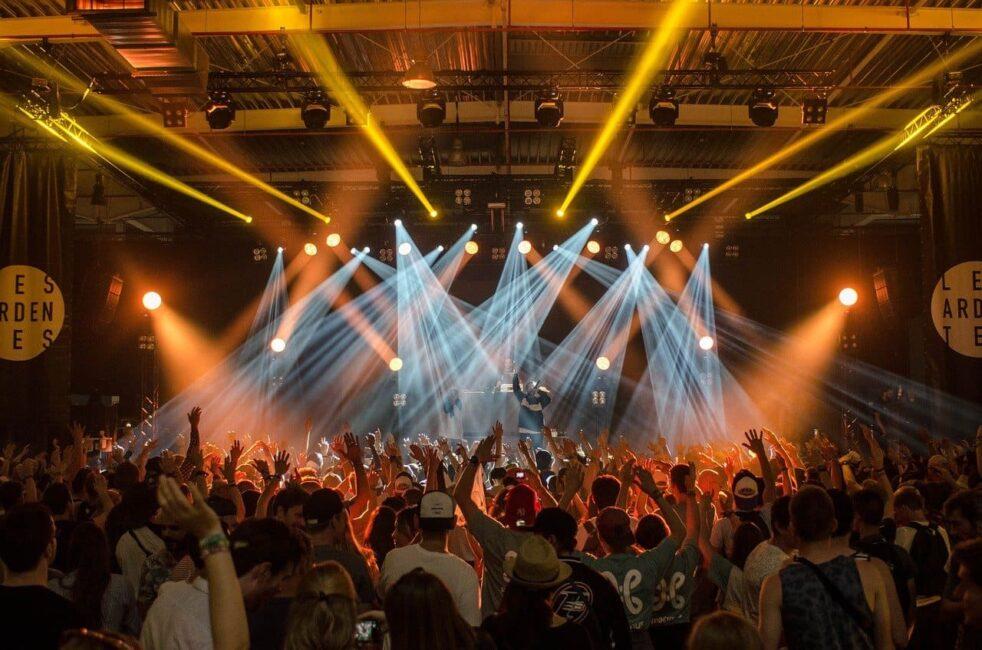 cómo conseguir ser teloneros en grandes conciertos
